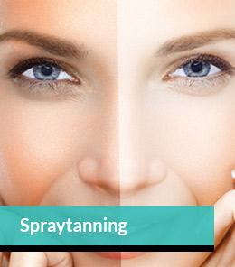 Spraytanning